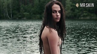 Of course overt Alicia Vikander compilation